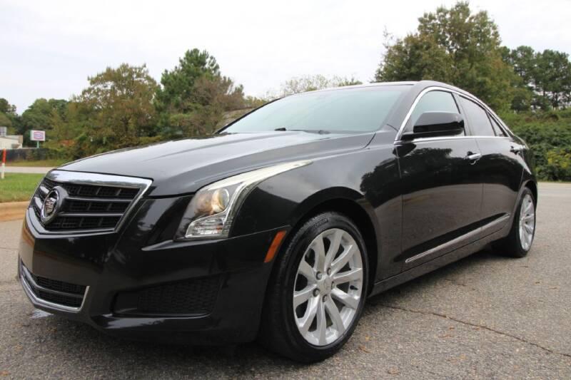 2013 Cadillac ATS for sale at Oak City Motors in Garner NC