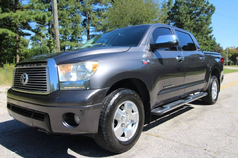 2013 Toyota Tundra for sale at Oak City Motors in Garner NC