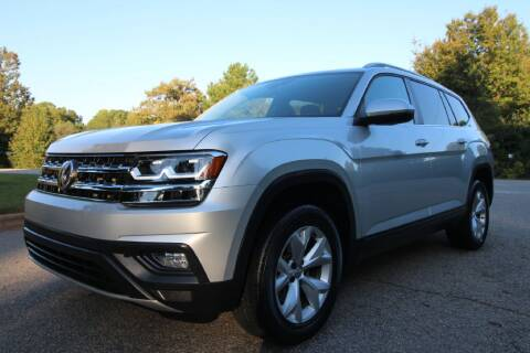 2018 Volkswagen Atlas for sale at Oak City Motors in Garner NC