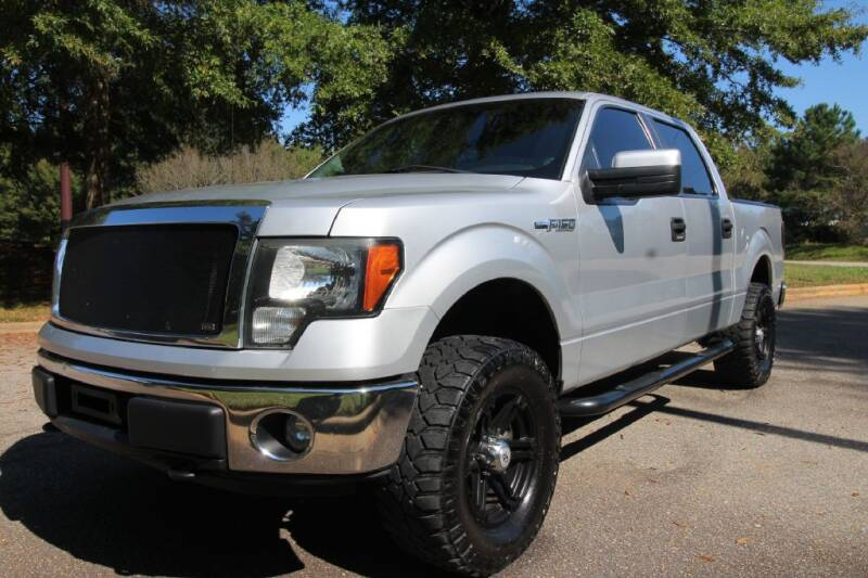 2014 Ford F-150 for sale at Oak City Motors in Garner NC