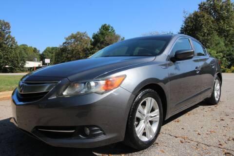 2013 Acura ILX for sale at Oak City Motors in Garner NC