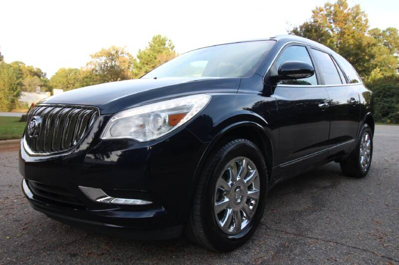 2015 Buick Enclave for sale at Oak City Motors in Garner NC