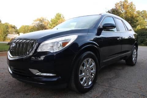 2015 Buick Enclave for sale at Oak City Motors in Garner NC