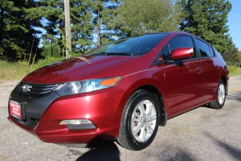 2010 Honda Insight for sale at Oak City Motors in Garner NC