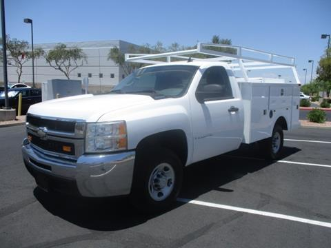 2007 Chevrolet Silverado 2500HD for sale in Phoenix, AZ