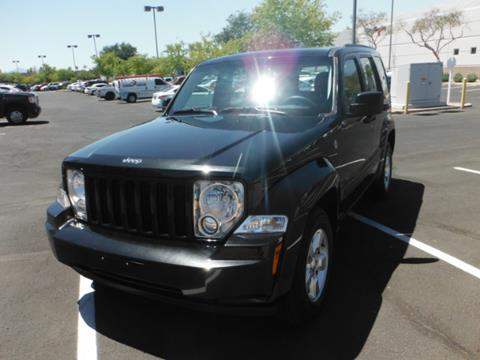 2012 Jeep Liberty for sale in Phoenix, AZ