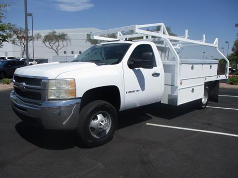 2008 Chevrolet Silverado 3500HD CC for sale in Phoenix, AZ
