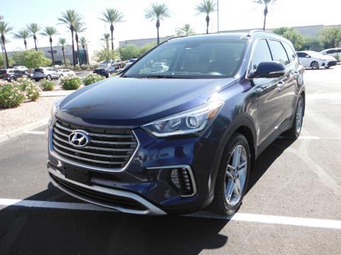 2017 Hyundai Santa Fe for sale in Phoenix, AZ