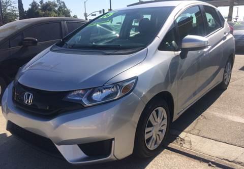 2015 Honda Fit for sale in Arleta, CA