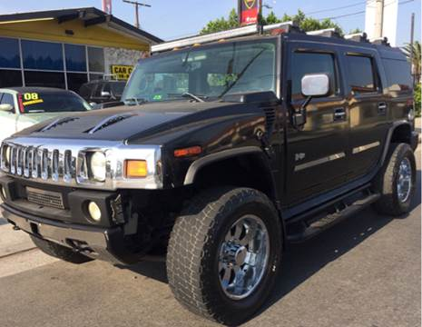 2004 HUMMER H2 for sale in Arleta, CA