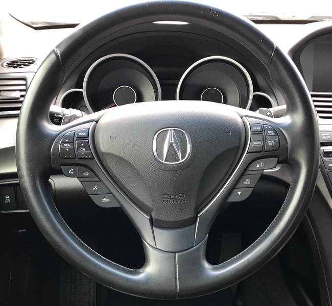 2012 Acura Tl 4dr Sedan W/Technology Package In Arleta CA