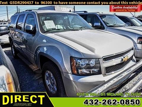 Used Chevrolet Suburban For Sale In Midland Tx Carsforsale Com