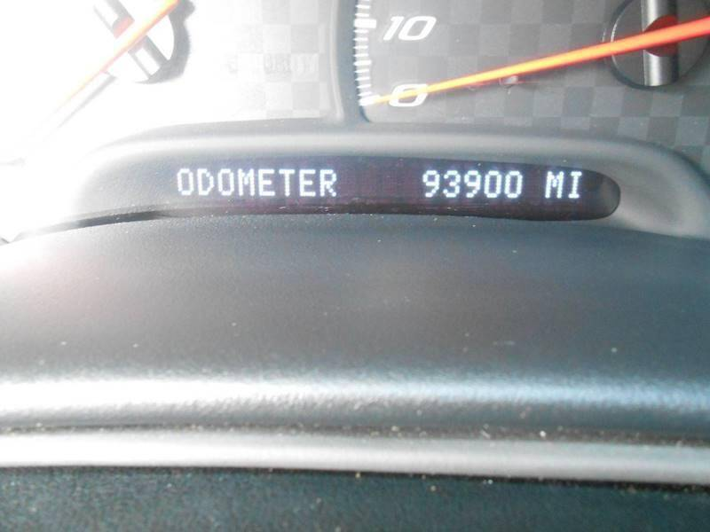 2003 Chevrolet Corvette Z06 2dr Coupe - Penn Hills PA