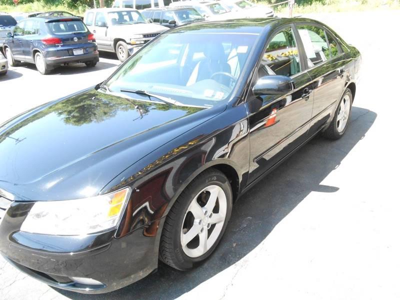 2009 Hyundai Sonata Limited V6 4dr Sedan   Penn Hills PA