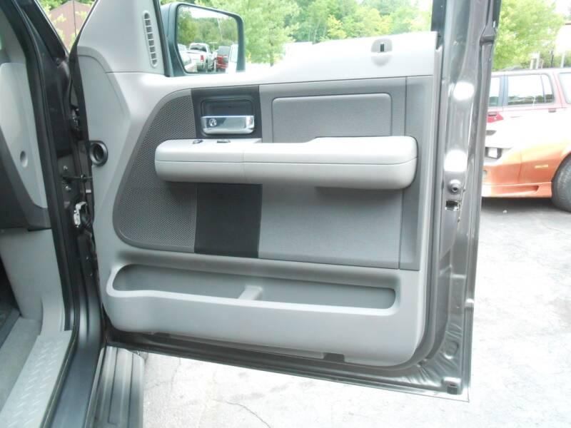 2006 Ford F-150 XLT 4dr SuperCrew 4WD Styleside 5.5 ft. SB - Penn Hills PA