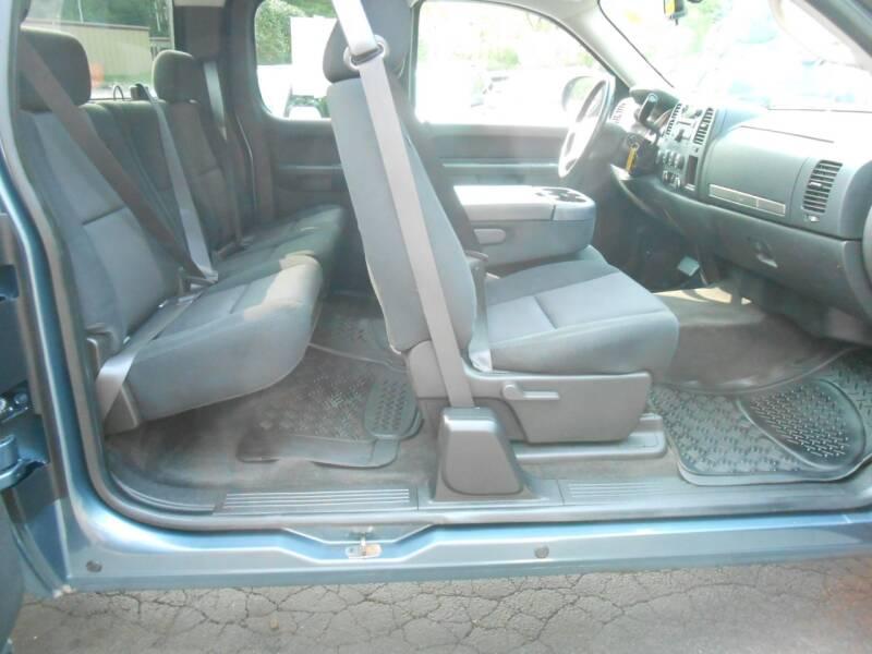 2012 Chevrolet Silverado 1500 4x4 LT 4dr Extended Cab 6.5 ft. SB - Penn Hills PA