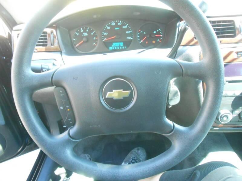 2011 Chevrolet Impala LS Fleet 4dr Sedan w/1FL - Penn Hills PA