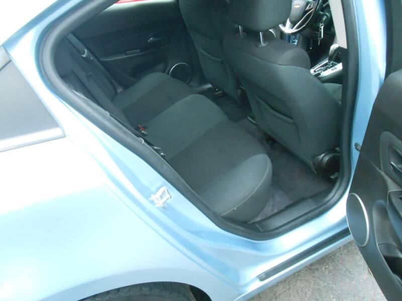 2011 Chevrolet Cruze LT 4dr Sedan w/1LT - Penn Hills PA