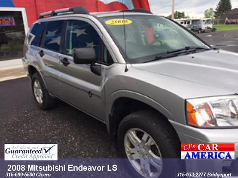 2008 Mitsubishi Endeavor for sale in Bridgeport, NY