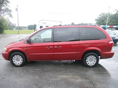 2002 Chrysler Town and Country for sale in Buena, NJ