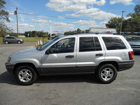 2002 Jeep Grand Cherokee for sale in Buena, NJ