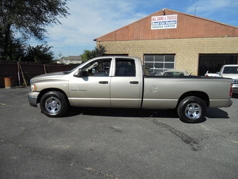 2003 Dodge Ram Pickup 1500 for sale in Buena, NJ
