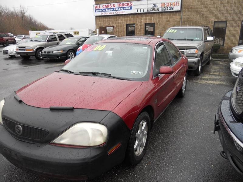 Mercury Sable LS Premium Dr Sedan In Buena NJ All Cars And - Cool 4dr cars