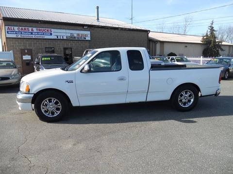 2002 Ford F-150 for sale in Buena, NJ