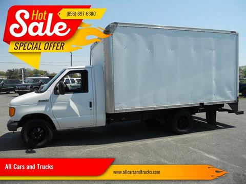 2007 Ford E-Series Cargo for sale in Buena, NJ