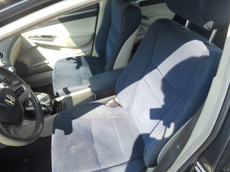 2008 Honda Civic Hybrid 4dr Sedan In Buena NJ - All Cars and