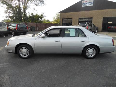 2002 Cadillac DeVille for sale in Buena, NJ