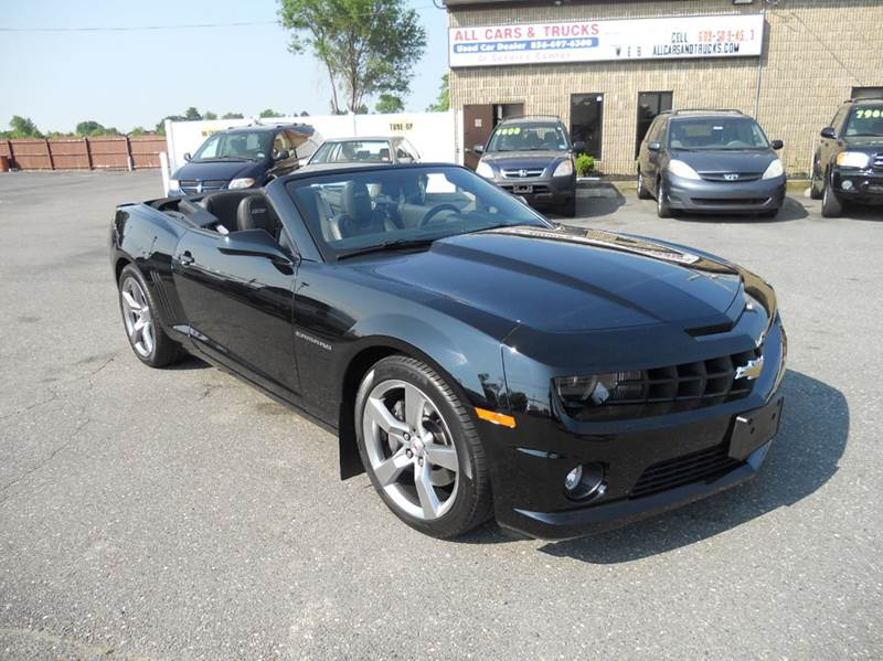 2011 Chevrolet Camaro SS 2dr Convertible w2SS In Buena NJ  All