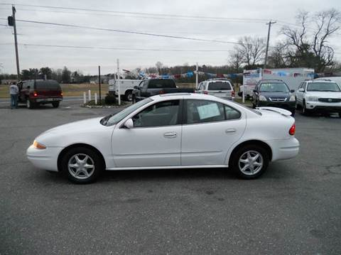 2001 Oldsmobile Alero for sale in Buena, NJ