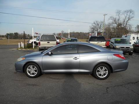 2006 Toyota Camry Solara for sale in Buena, NJ