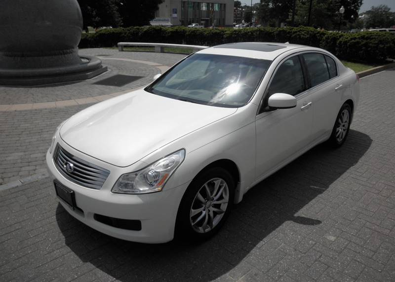 2008 Infiniti G35 AWD x 4dr Sedan - Richmond VA