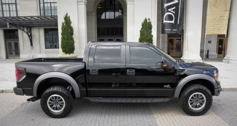 2011 Ford F-150 4x4 SVT Raptor 4dr SuperCrew Styleside 5.5 ft. SB - Richmond VA