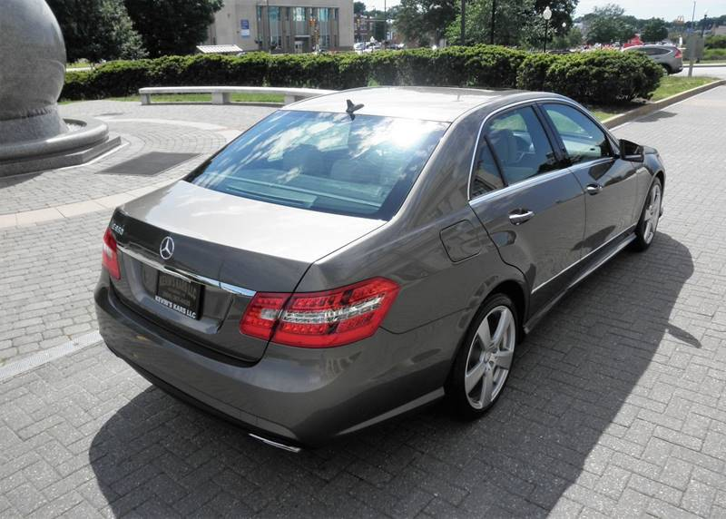 2010 Mercedes-Benz E-Class E 350 Sport 4dr Sedan - Richmond VA