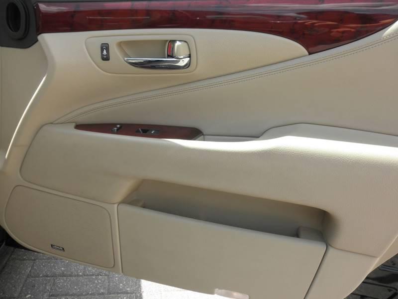 2007 Lexus LS 460 4dr Sedan - Richmond VA