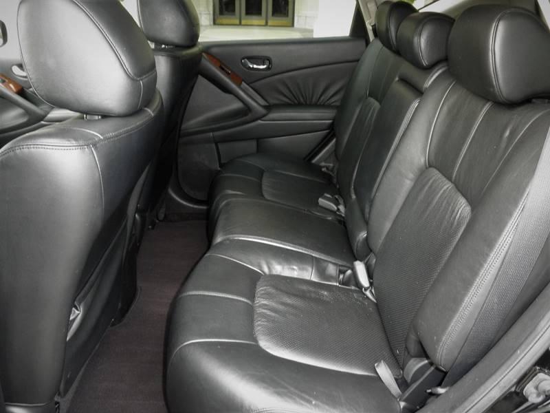 2009 Nissan Murano AWD LE 4dr SUV - Richmond VA