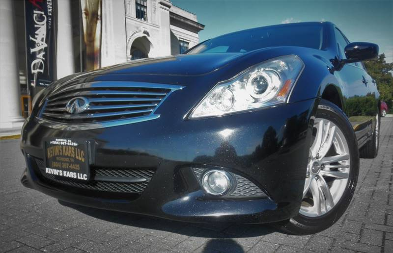 2010 Infiniti G37 Sedan AWD x Anniversary Edition 4dr Sedan - Richmond VA