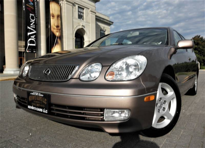 2000 Lexus GS 300 4dr Sedan - Richmond VA
