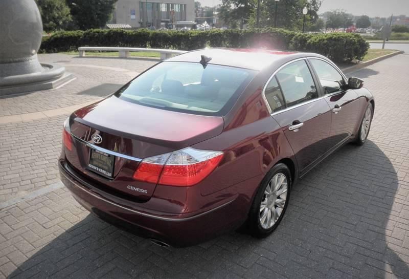 2009 Hyundai Genesis 3.8L V6 4dr Sedan - Richmond VA