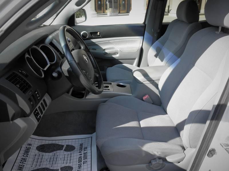 2007 Toyota Tacoma V6 4dr Double Cab 4WD 6.1 ft. SB (4L V6 5A) - Richmond VA
