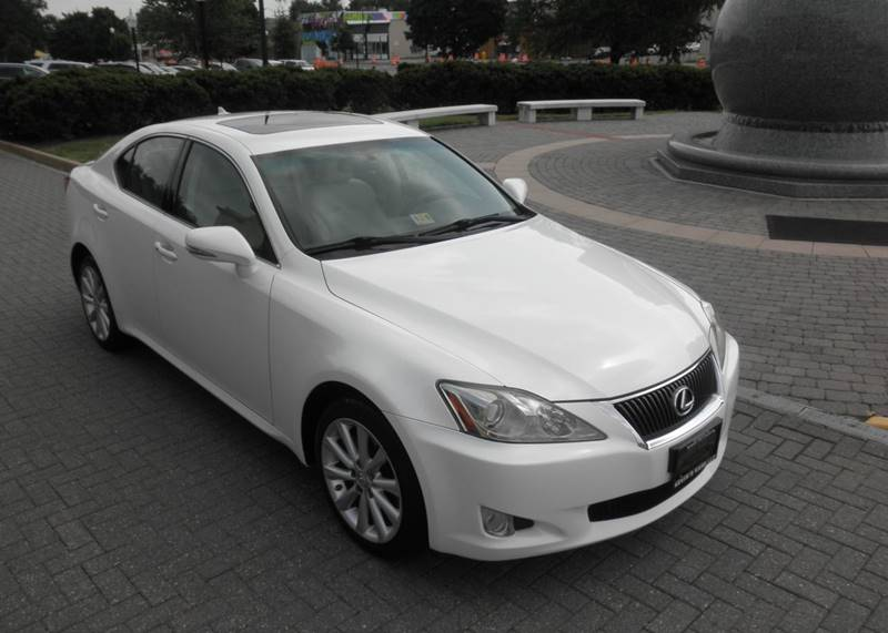 2009 Lexus IS 250 AWD 4dr Sedan - Richmond VA