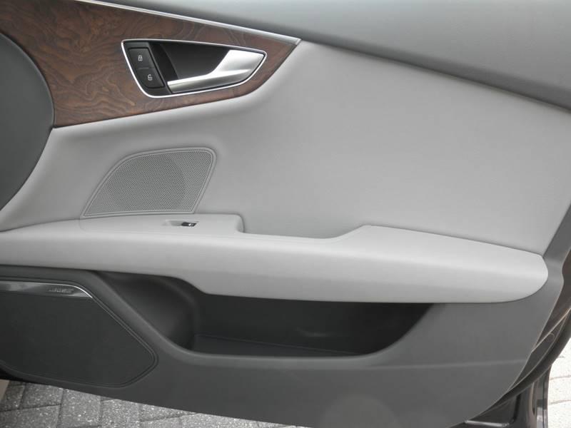 2012 Audi A7 AWD 3.0T quattro Prestige 4dr Sportback - Richmond VA