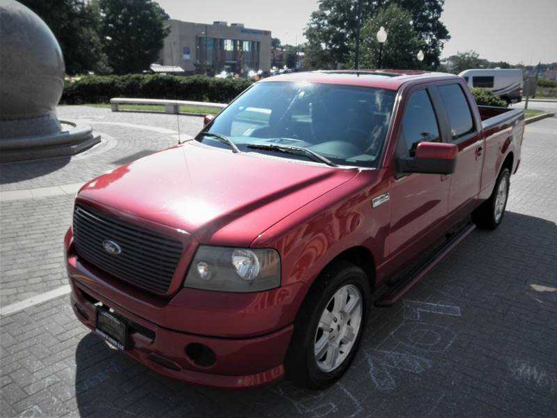 2007 Ford F-150 FX2 4dr SuperCrew Styleside 5.5 ft. SB - Richmond VA