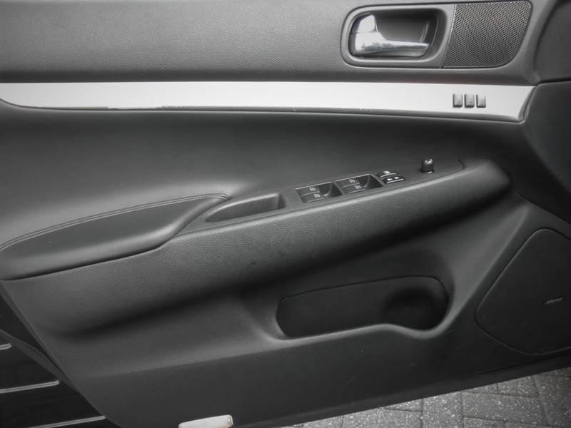2012 Infiniti G37 Sedan AWD x Limited Edition 4dr Sedan - Richmond VA