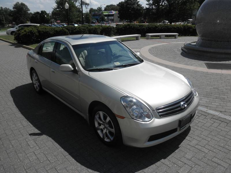 2006 Infiniti G35 AWD x 4dr Sedan - Richmond VA