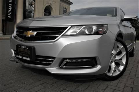 2014 Chevrolet Impala for sale at Kevin's Kars LLC in Richmond VA