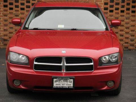 2008 Dodge Charger for sale at Kevin's Kars LLC in Richmond VA